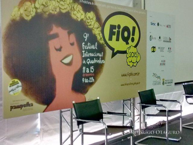 #FIQ - Sala de Eventos
