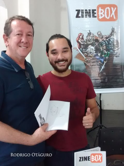 Rodrigo Otaguro e Paulo Martins