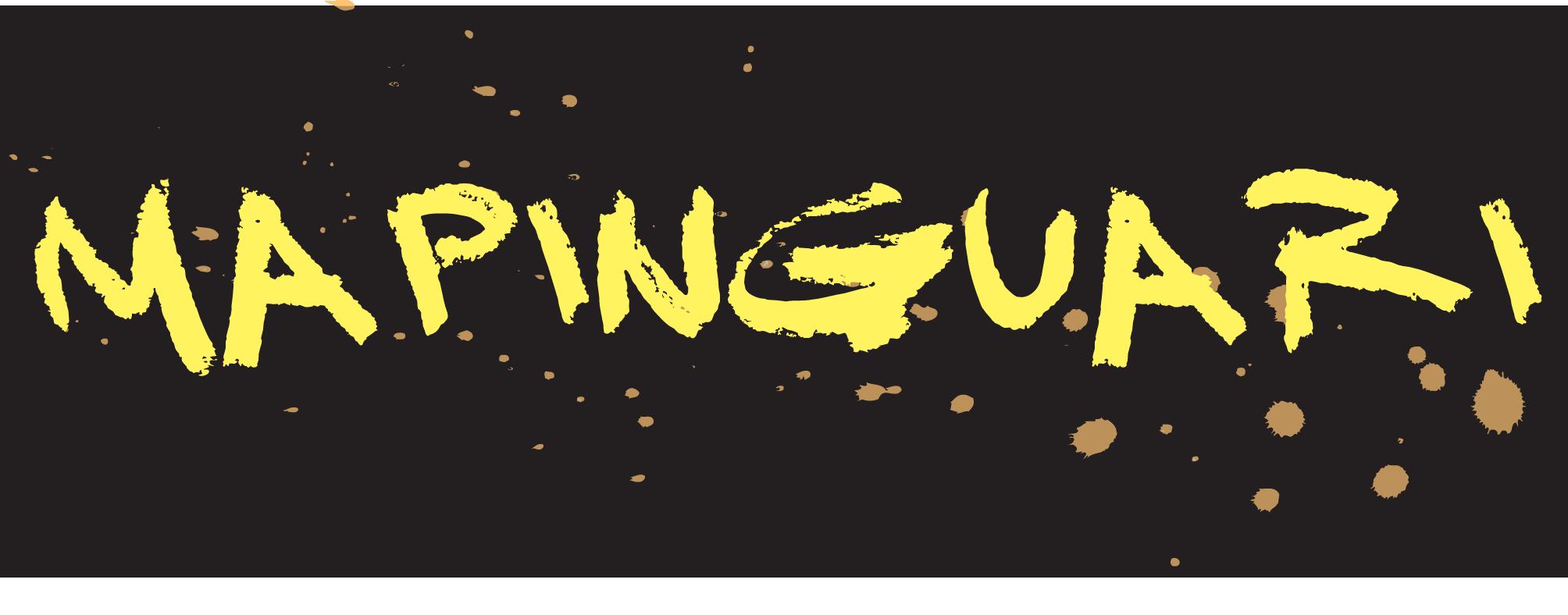 Logotipo HQ Mapinguari