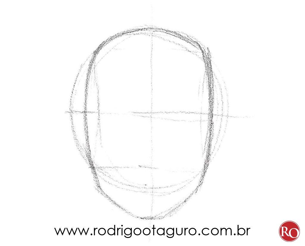 Como Desenhar Cabeças 06